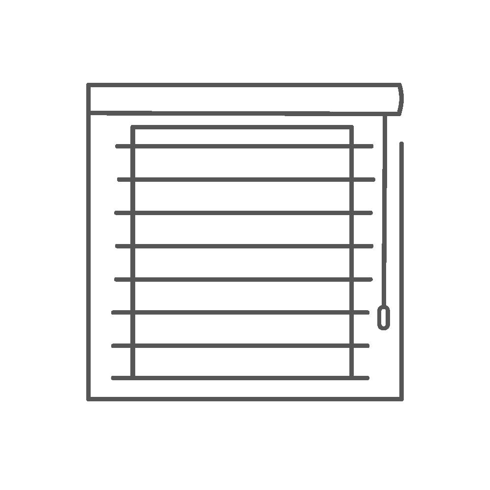 venetian blinds icon