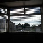 Bay window wood venetian Blinds by Blindology Blinds plymouth